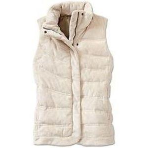 Athleta Minka Plush Vest